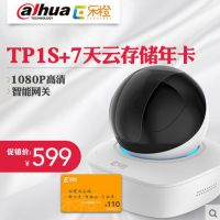 大华乐橙TP1S智能家居网络监控摄像头1080P高清手机wifi无线远程