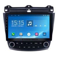 03-07本田雅阁七代安卓10.1寸全触摸屏车载导航影音GPS播放器