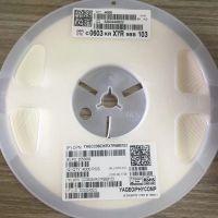 原装国巨贴片电容0603-103K-50V-X7R