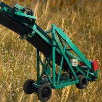 TMR饲料取料机 自动上车的取草机 6米高的高空取草料机