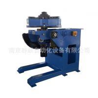 江苏南京群顺厂家专业生产自动焊接用600公斤变位机翻转台