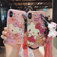 蓝光滴胶可爱小熊iPhonex手机壳苹果7plus卡通公仔支架6/6s韩国8P
