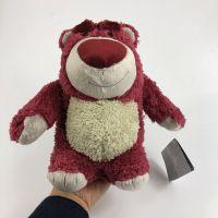 玩具总动员 草莓熊 劳苏 毛绒玩具 粉色熊 娃娃玩偶 抓娃娃机公仔