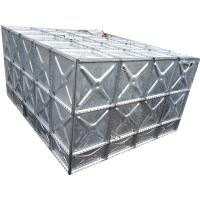 沃迪镀锌钢板保温水箱消防生活储水箱装配式水箱