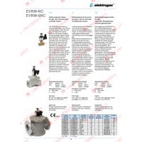 意大利Elektrogas EVRM-NC系列电磁阀 千万库存