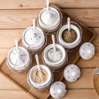 调味罐套装陶瓷装盐罐子厨房用品用具小百货佐料调味盒调料罐家用