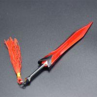 王者兵器兵器模型干将莫邪淬命双剑亚瑟圣骑之力狮心王兵器模型