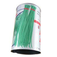 种子罐厂家 定制圆形金属罐 蔬菜包装盒定制