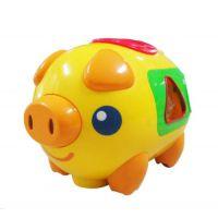 东莞玩具落差数码打印机 小猪存钱罐uv打印机