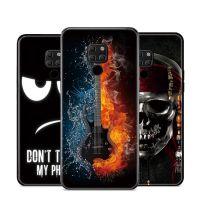 华为mate20手机壳 mate20pro手机保护套 磨砂防摔壳全包卡通创意tpu软壳外贸爆款