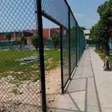 篮球场围栏做法 罗湖小区羽毛球场围网高度 南山学校运动场护栏厂