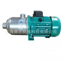 德国wilo威乐MHI203-1/10/E/3-380不锈钢卧式多级泵离心泵