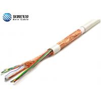 埃因高度铜网屏蔽拖链电缆