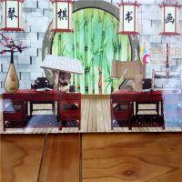 3d浮雕打印机 背景墙瓷砖uv平板打印机厂家
