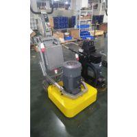 T12环氧地坪吸尘研磨一体机 环氧地坪无尘打磨机 钢板翻新除锈研磨机 西门子电机 丽水直销