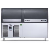斯科茨曼Scotsman137Kg中号圆冰制冰机自带储冰箱AC206/ACM206AS