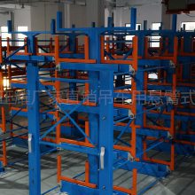 福建重型货架承重多少 伸缩式悬臂货架规格 自动管材存放架