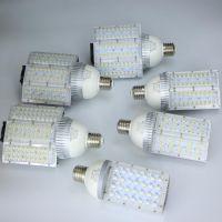 太阳能E40街灯80W三面发光7200LM LED户外灯具28W传统路灯