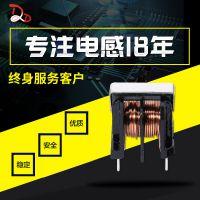 厂家直销插件共模电感 UU9.8-103 10MH 0.2A 滤波器 扼流线圈