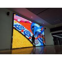 海佳彩亮室内p2.5全彩LED显示屏效果展示
