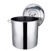 拓兴不锈钢汤桶 食品级304 无磁 20cm-80cm 厂家直销