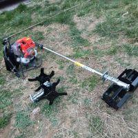 小型割灌机 多功能农用汽油割草机 开荒除草机收割机