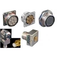 GJB599系列耐环境快速分离高密度小圆形电连接器