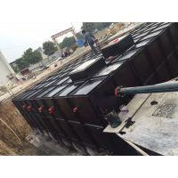 地埋式 箱泵一体化 消防泵站 消防水箱
