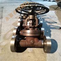 国标铸钢截止阀 锅炉蒸汽截止阀 J41H-100C DN40 J44H-16C/25C/40C