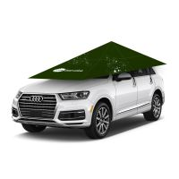 一阳创新汽车装饰汽车用品便携式抗雪移动车篷厂家直销
