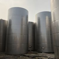 出售全新不锈钢储酒罐 40立方不锈钢储罐 外盘管储罐