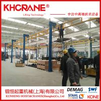 上海厂家直销KBK轨道 柔性刚性轨道 KBK悬挂起重机 KBK单轨吊起重机