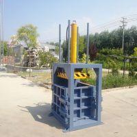 山东济南立式液压打包机60吨液压打包机