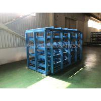 浙江板材货架价格 抽拉式存放架 专业钢板存放架 抽屉货架定制