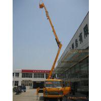 18米五十铃高空作业车 扬州东风多利卡折臂式高空作业车