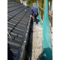江苏苏州铝合金成品天沟檐槽落水系统排水通畅
