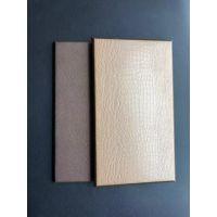 硬包材料批发厂家 质量保证安全阻燃防撞硬包吸音板