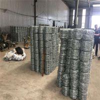 南京镀锌刺绳 刺丝图片 铁刺绳多少钱一斤