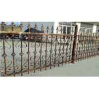 铁艺栏杆公司 厂家定制铁艺栏杆 厂家定制铁艺栏杆配件 巨煜金属