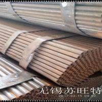 Q195直缝焊管 Q195焊接焊管 黑退焊管 建筑架子管 家具焊管