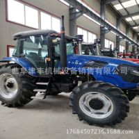 潍柴动力1304大型拖拉机 中拖90-220马力农用耕地拖拉机 低耗油