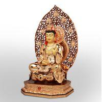 饰品 观世音菩萨摆件 纯铜供奉佛像佛堂佛教搭配摆设用品8250