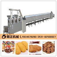 咔麦滋夹心饼干小型饼干生产设备什么品牌饼干机好