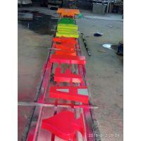 科瑞德玻璃钢发光字|树脂工艺品