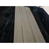 厂家直供白橡山纹木皮 贴密度板木门板免漆木饰面板木皮