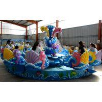 亲子类大型游乐设备 射水游乐设施 海洋激战