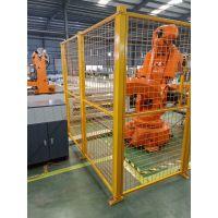 安徽合肥凯知川厂家生产隔离网 车间隔离护栏网 2*2米镀锌管喷塑围栏