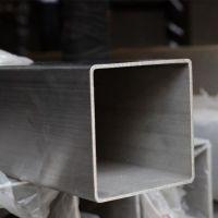 304拉丝不锈钢方管 大口径不锈钢方管 厚壁方管现货批发