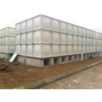 30吨玻璃钢模压水箱-绿凯水箱(推荐商家)