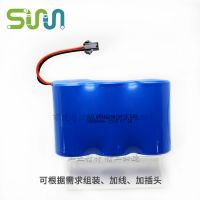 厂家直销定制一次性ER34615M锂亚电池39000mAh锂亚硫酰氯电池3.6V智能水表电表电池